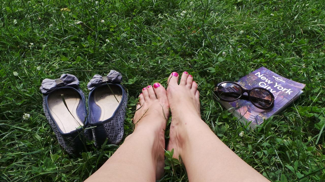Eurobabe Zeigt Perfekte Füße