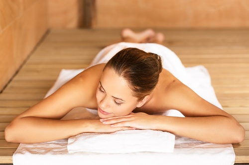 Sauna, Spa Treatment, Health Spa. - monte mare