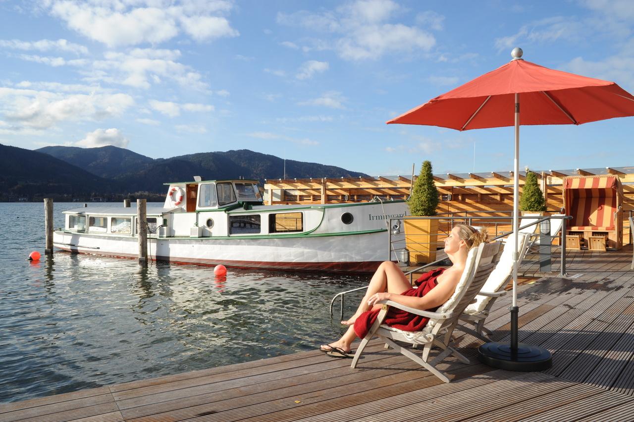 Saunaschiff Irmingard — monte mare Tegernsee